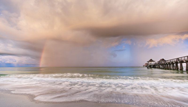2019 Rainbow Naples Pier South
