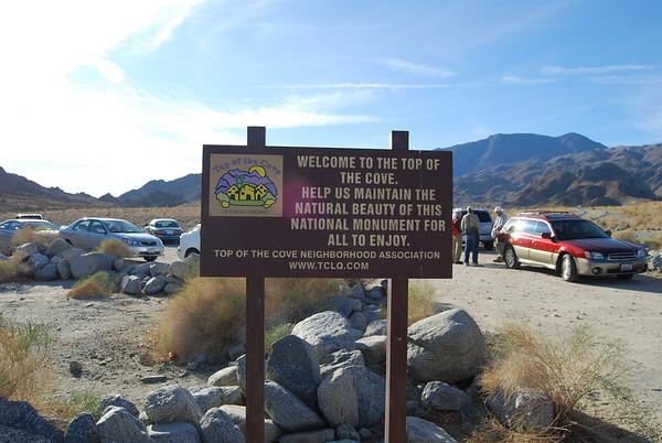 Cove To Lake Trail - La Quinta, CA