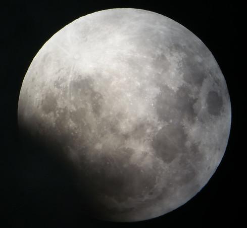 Total Lunar Eclipse 2015