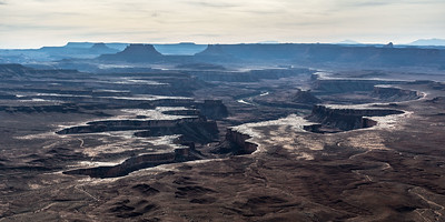 Green River Overlook, Canyonlands NP.