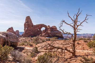 Turret Arch, Arches NP.