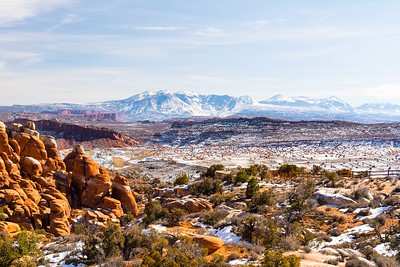 Fiery Furnace, Arches NP.