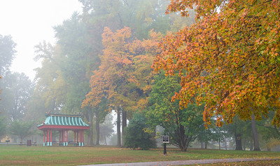 Tower Grove Park October 30 2013
