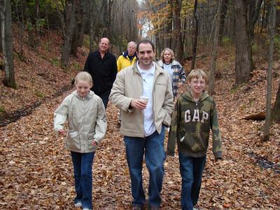 Traild Dedication October 25,2008