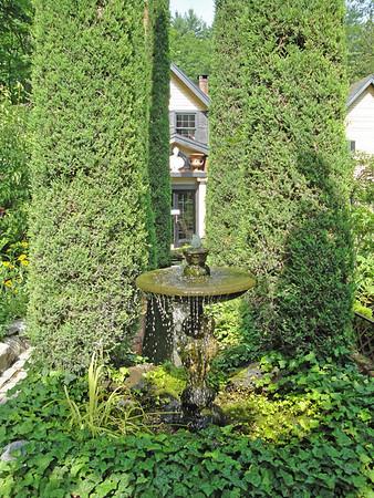 Trapp Garden - June 22, 2013 - West Cornwall, Ct.