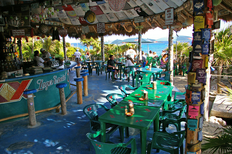 Coconuts, Cozumel