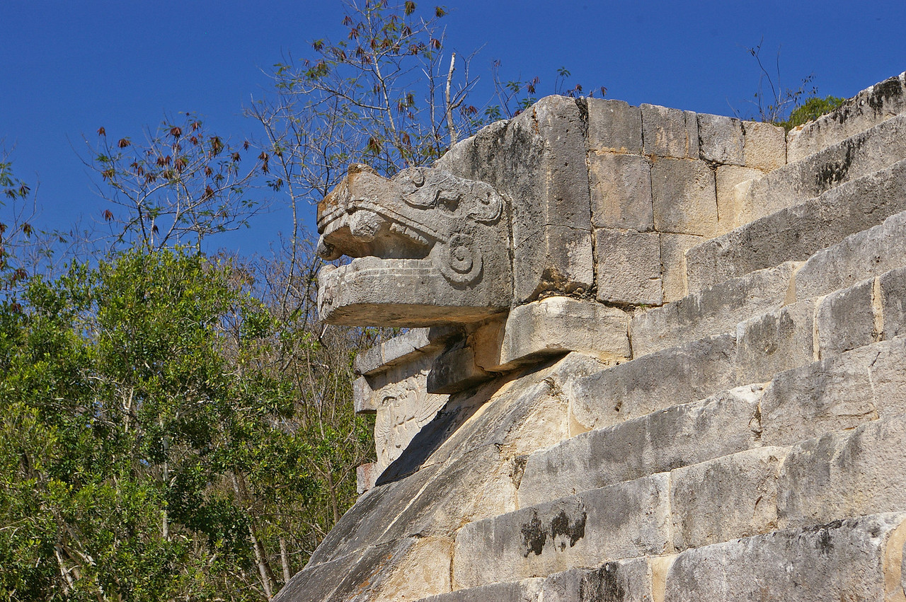 Annex to the Temple of the Jaguars