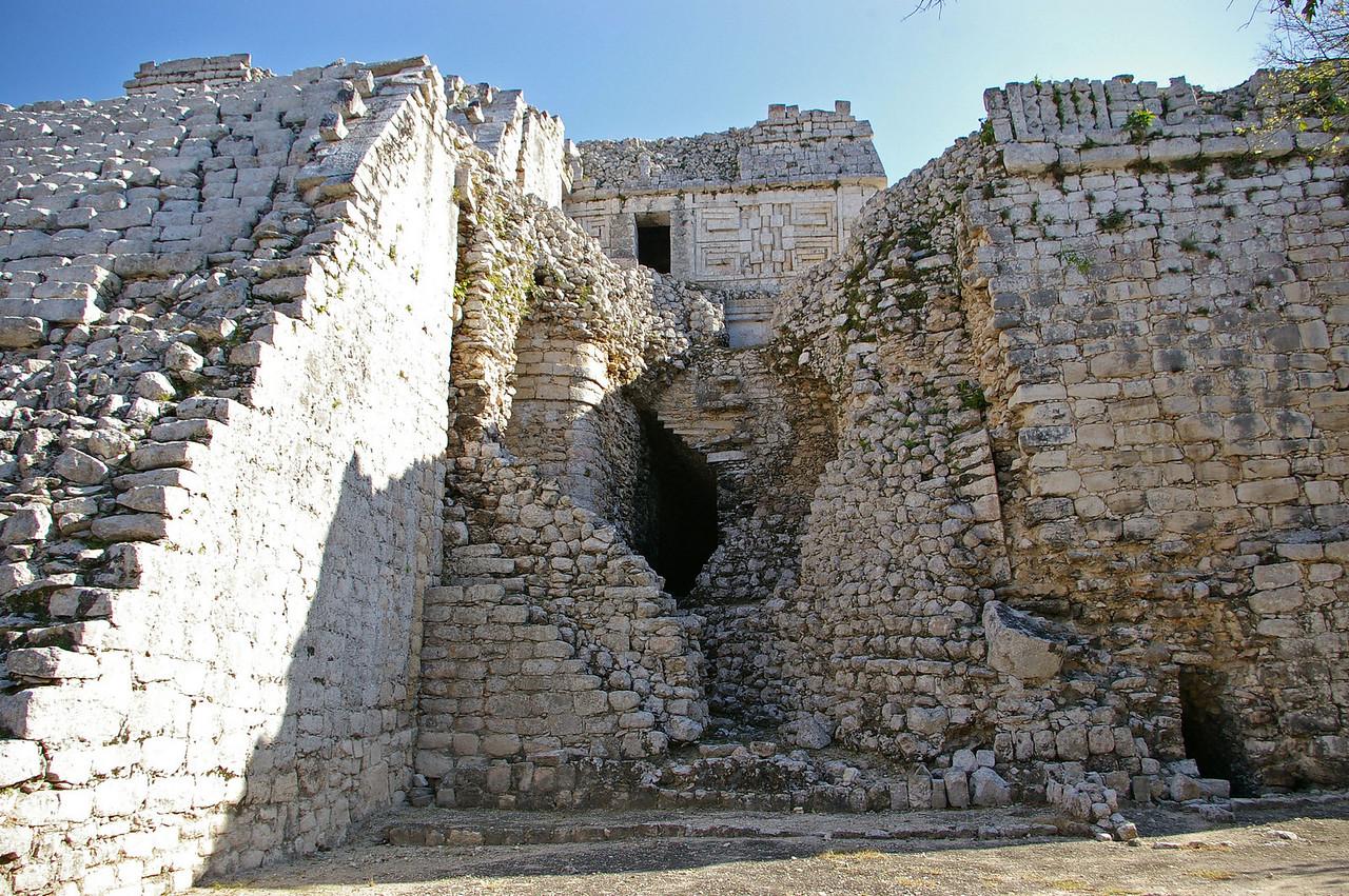 Grupo de las Monjas, (the nunnery complex)