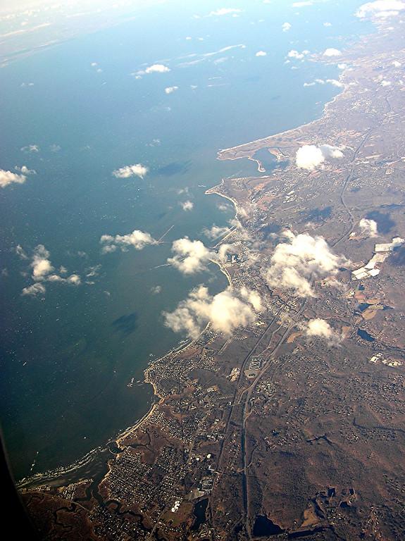 Connecticut coast, Old Saybrook to Madison