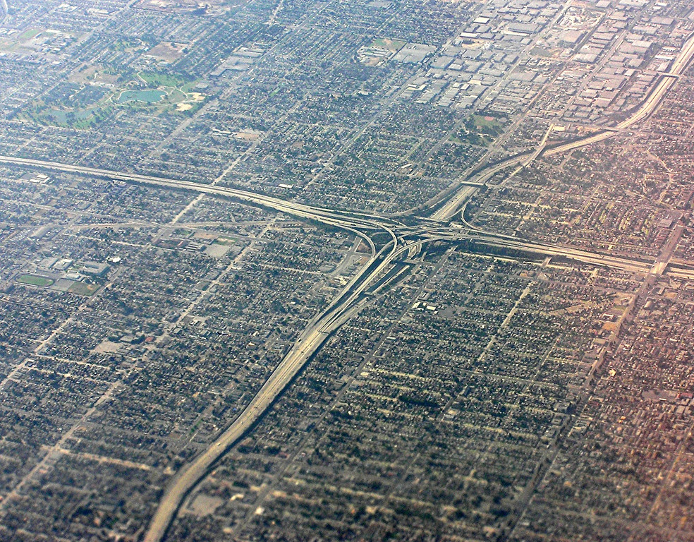 L.A. Area Freeways