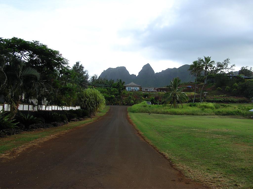 Resort on Kawai Island
