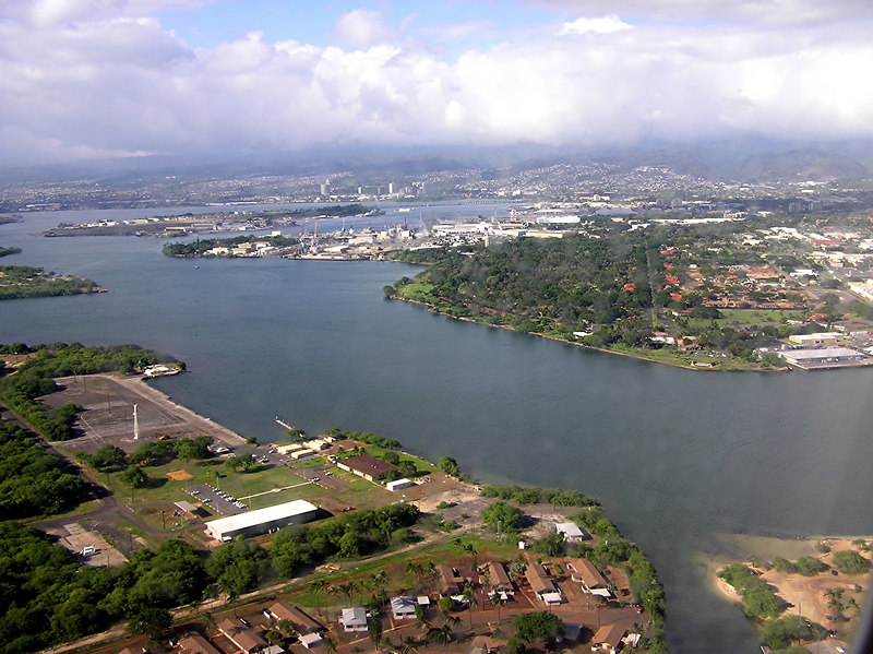 Overview of Pearl Harbor.