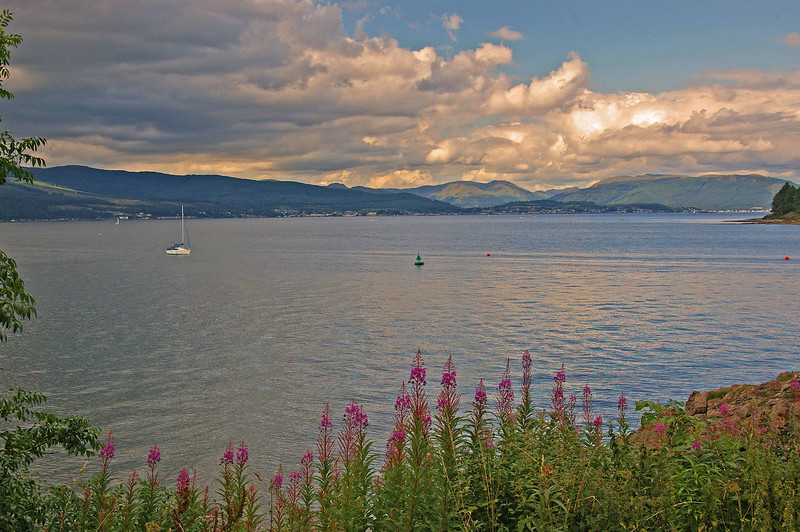 Firth of Clyde, near Gourock