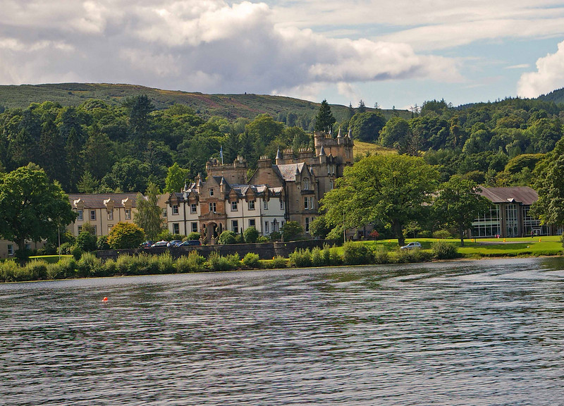 Hotel/Resort on Loch Lomond