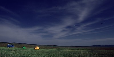 Night @ Mongolia