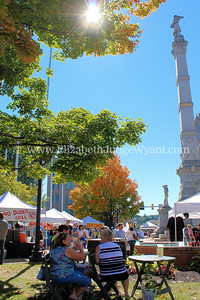 Easton Farmers Market 9/27/14