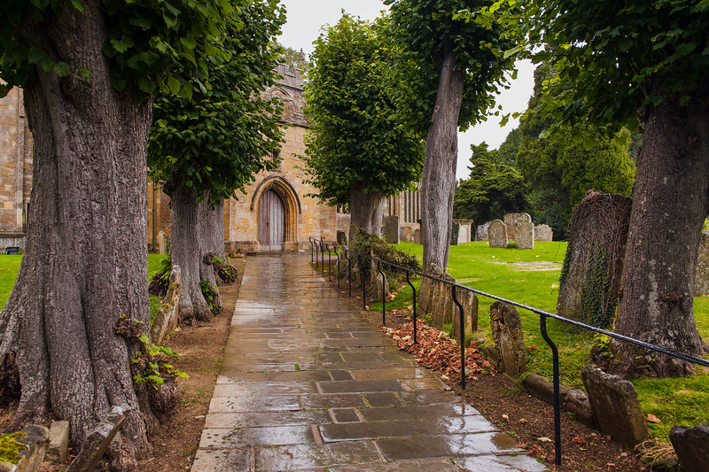 Chipping Campden Churchyard, England