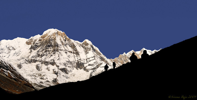 Trek to Annapurna Base Camp