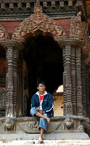 Oct 23rd. Pattan, Kathmandu, Nepal