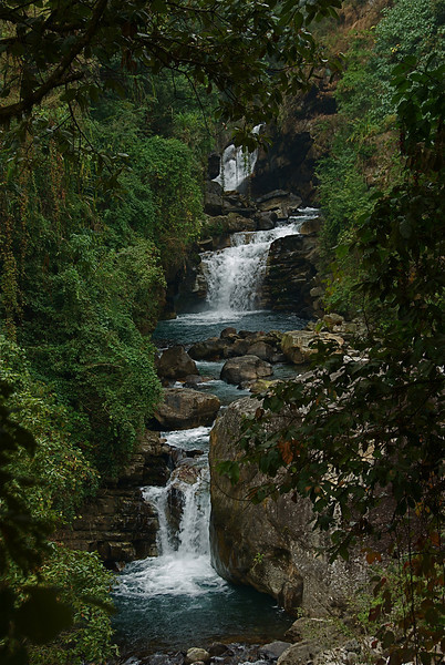 One of the many Waterfalls