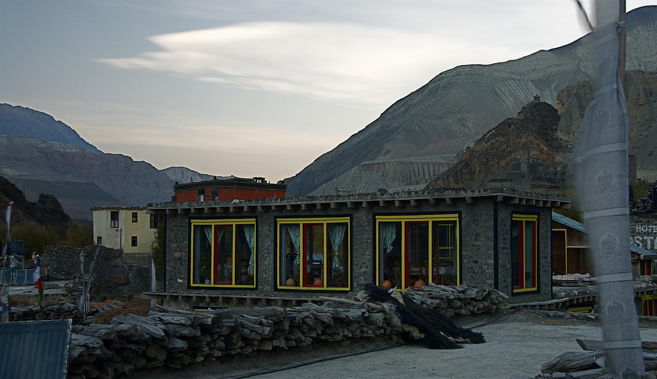 Kagbeni, Nepal - Nov 17th