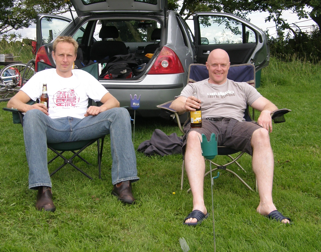 robandjohn derbyshire July 2009
