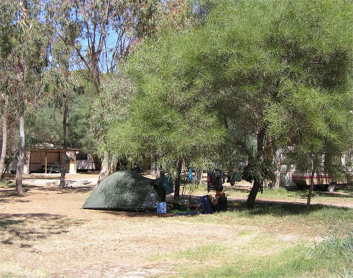 Sardinia_NearPortoTorres_campsite_Sept2006
