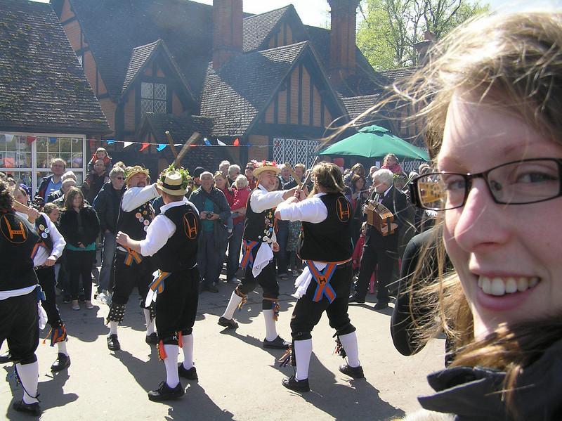 albury morris dancers May 2010