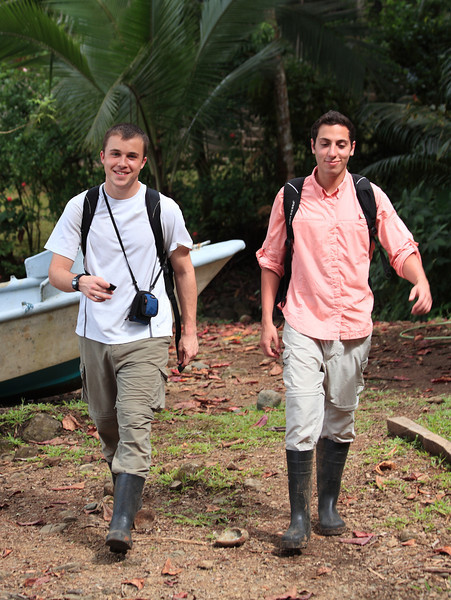 Mark and Josh