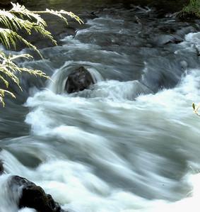 Tumwater Falls, WA