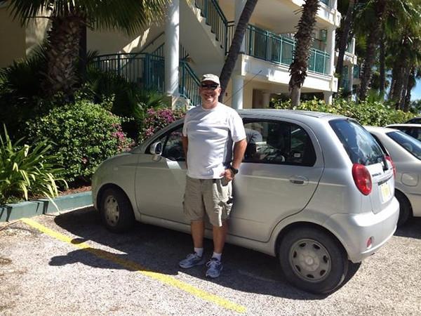 Our little car