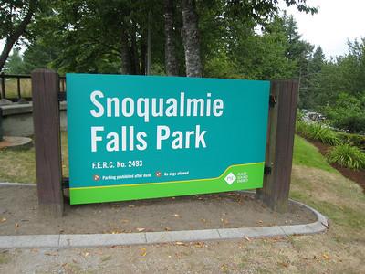 Twin Peaks - Snoqualmie Falls, WA