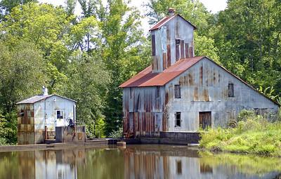 Old Barn in Middle Ga.