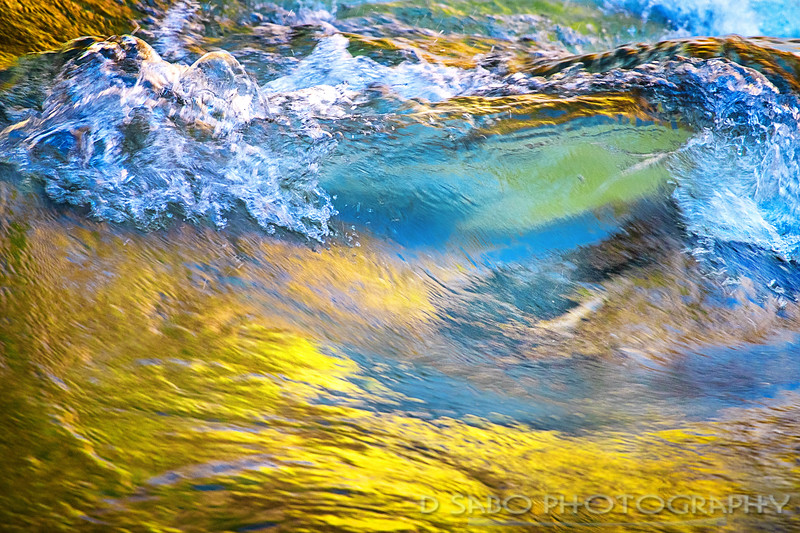 Water By Monet