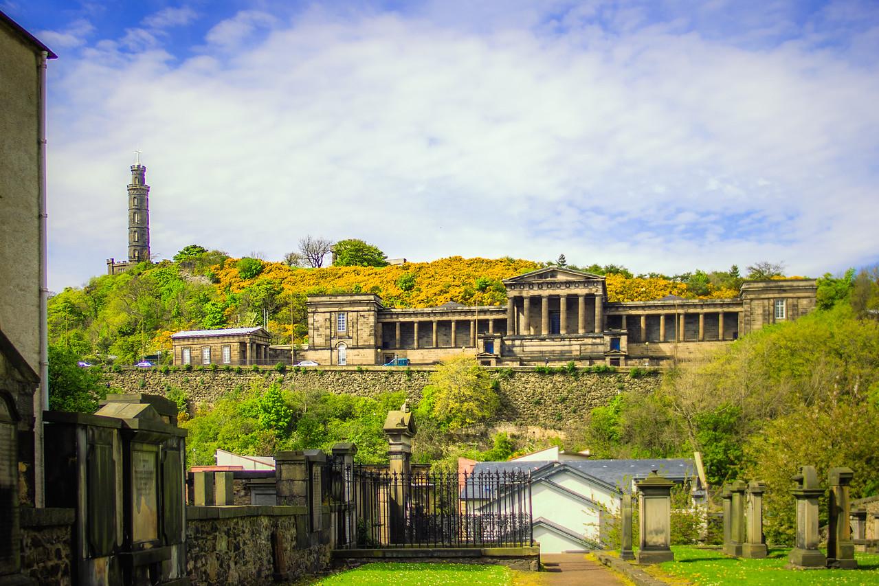 Canongate Kirkyard, Edinburgh
