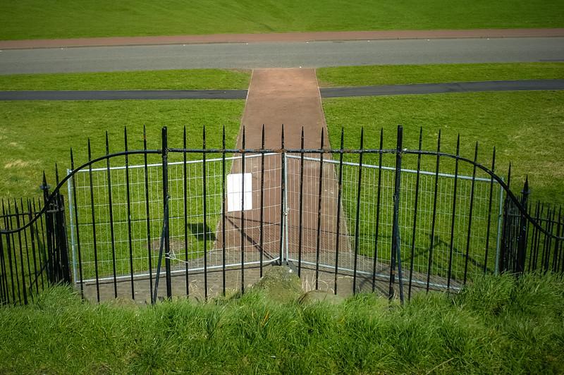 St Margaret's Well, Holyrood Park, Edinburgh