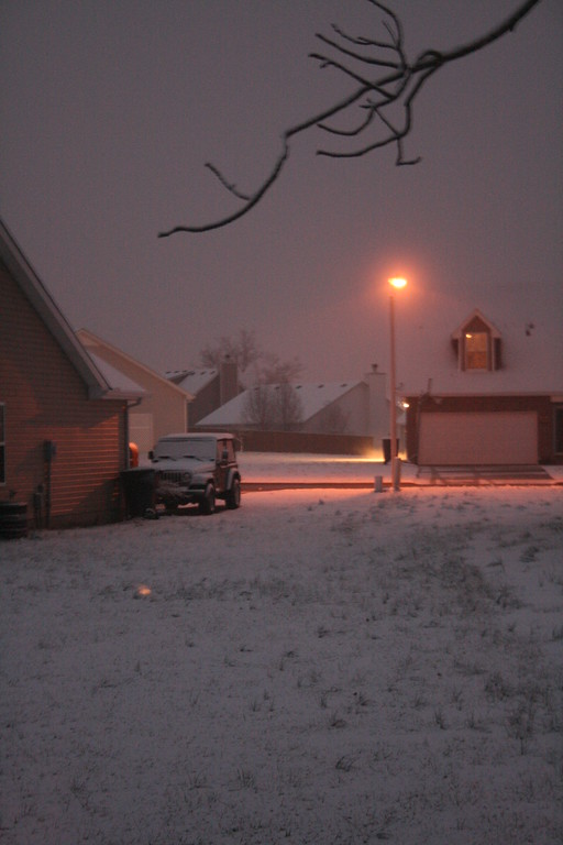 Snow of 07 (Archive)
