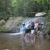 Wading Ladies
