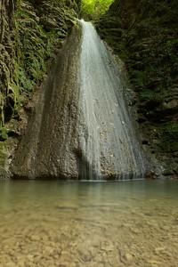 Val Gaina - Canyon e cascate