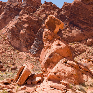 Valley of Fire April 24, 2010 #34-Edit