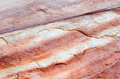 I loved how the color streaks in much of the rock formations.