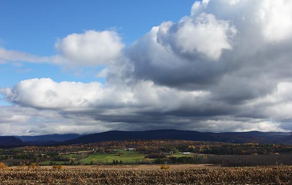 november Landscape