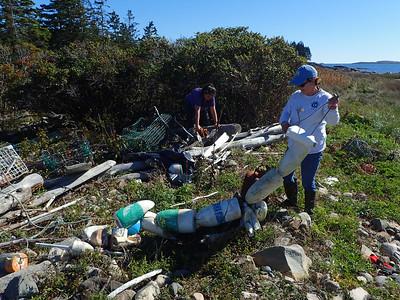 Coastal Cleanup - October 2017