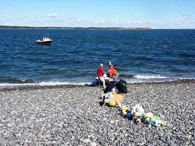 Coastal Cleanup - September 2016