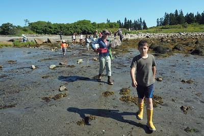 Low Tide Adventure - July 2018