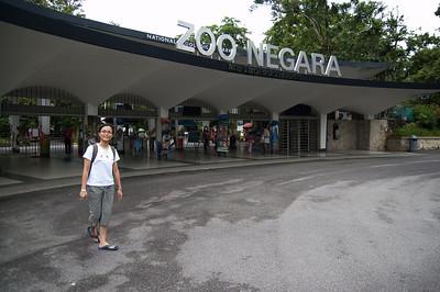 Visiting Zoo 2009