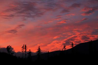 Carpathian Sunset, Slovakia
