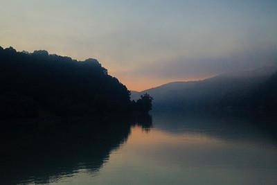 Danube Morning