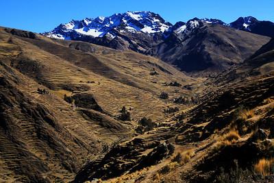 Peru - Andes Vista