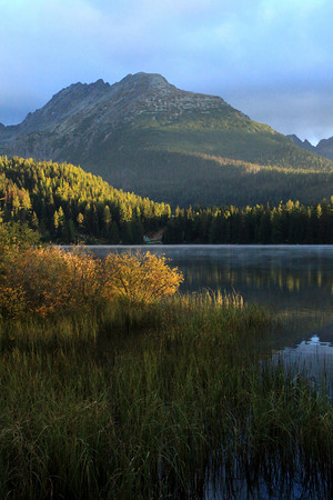 Morning High Tatras, Slovakia